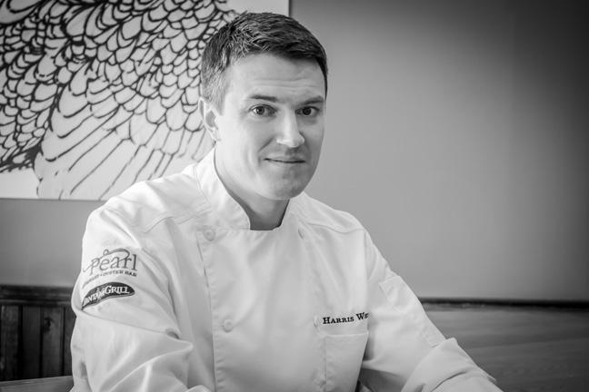 Chef Harris